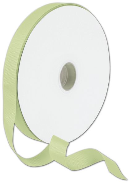 "Grosgrain Lime Juice Ribbon, 7/8"" x 100 Yds"