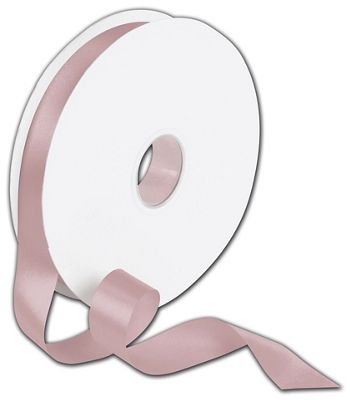 Double Face Rose Water Satin Ribbon, 7/8