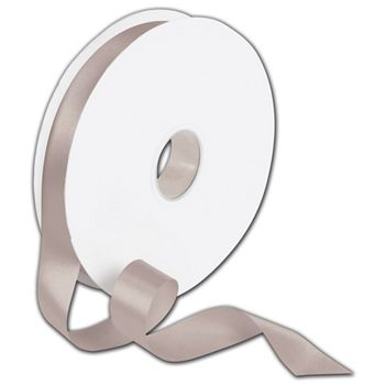 Double Face Palomino Satin Ribbon, 7/8