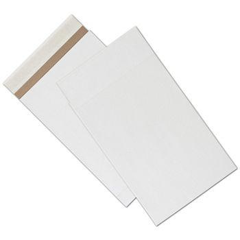 White Unprinted Eco-Mailers, 9 1/2 x 14 1/2