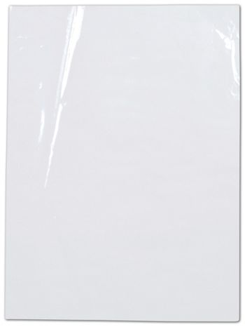 Clear Flat Shrink Bags, 9 x 12