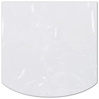 Clear Dome Shrink Bags, 16 x 16