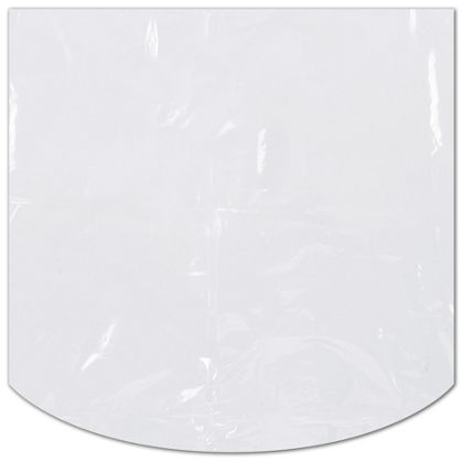 Clear Dome Shrink Bags, 16 x 16""