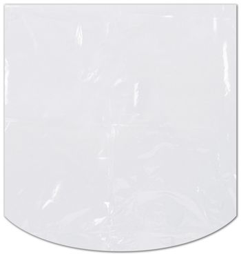 Clear Dome Shrink Bags, 16 x 18
