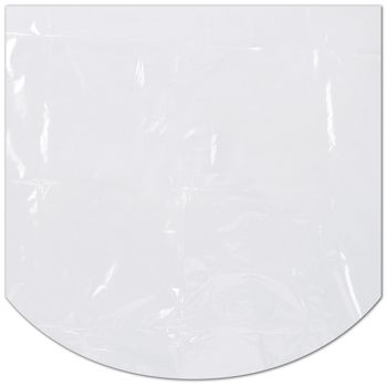 Clear Dome Shrink Bags, 20 x 20