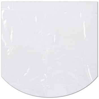 """Clear Dome Shrink Bags, 20 x 20"""""""