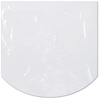 Clear Dome Shrink Bags, 20 x 20""