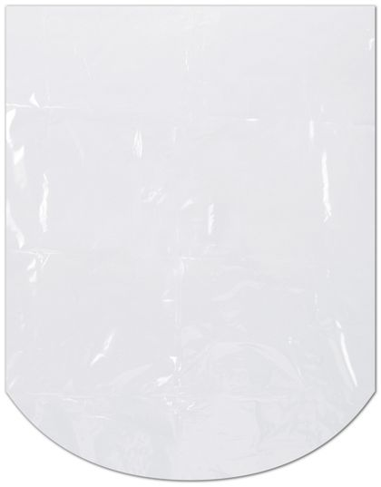 Clear Dome Shrink Bags, 20 x 26""