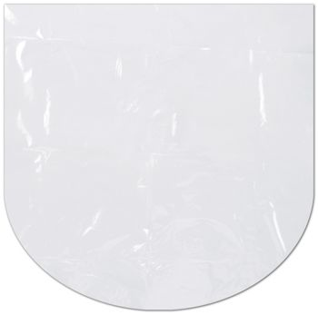 Clear Dome Shrink Bags, 22 x 22