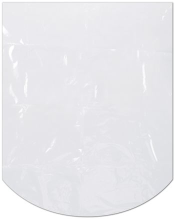 Clear Dome Shrink Bags, 22 x 28