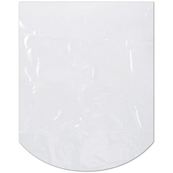 """Clear Dome Shrink Bags, 22 x 28"""""""