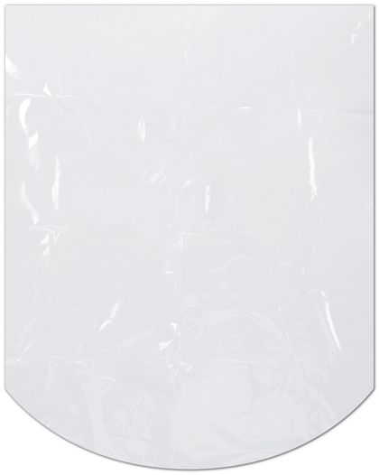 Clear Dome Shrink Bags, 22 x 28""