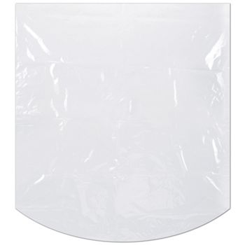 Clear Dome Shrink Bags, 30 x 34