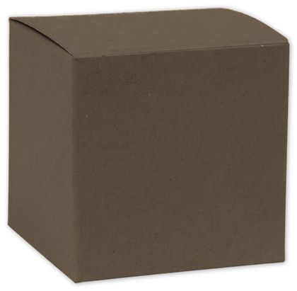 Espresso Brown Gift Boxes, 8 x 8 x 5 1/2""