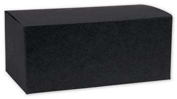 Black Gift Boxes, 12 x 4 x 4