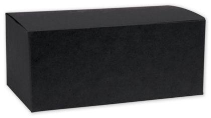 "Black Gift Boxes, 12 x 4 x 4"""