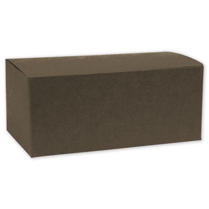 "Espresso Brown Gift Boxes, 12 x 4 x 4"""