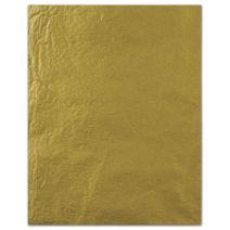 "Metallic Tissue Paper, Gold, 20 x 30"""
