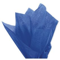"""Solid Tissue Paper, Parade Blue, 20 x 30"""""""