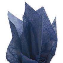 "Solid Tissue Paper, Midnight Blue, 20 x 30"""