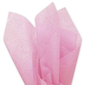 Solid Tissue Paper, Dark Pink, 20 x 30