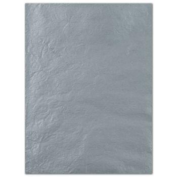 Metallic Tissue Paper, Silver, 20 x 30