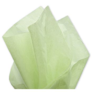Solid Tissue Paper, Willow, 20 x 30