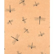 """Dragonfly Tissue Paper, 20 x 30"""""""