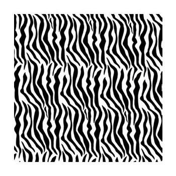 Zebra Tissue Paper, 20 x 30