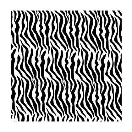 """Zebra Tissue Paper, 20 x 30"""""""