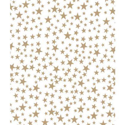 """Gold Stars Tissue Paper, 20 x 30"""""""