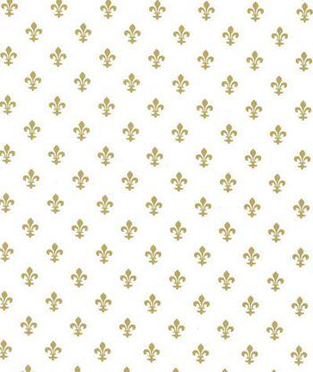 Fleur-De-Lis Tissue Paper, 20 x 30