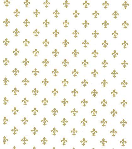 """Fleur-De-Lis Tissue Paper, 20 x 30"""""""
