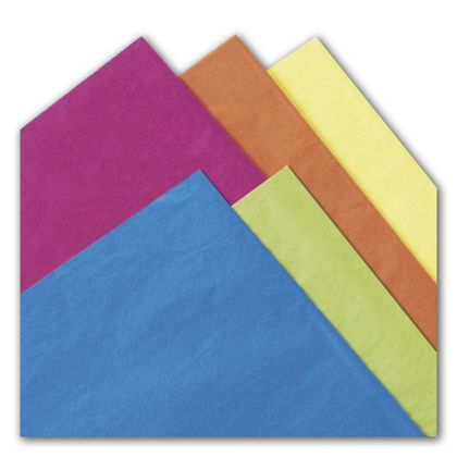 Caribbean Tissue Paper Assortment, 20 x 30""