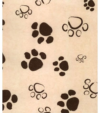Paws Tissue Paper, 20 x 30""