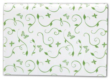 """All a Flutter Tissue Paper, 20 x 30"""""""