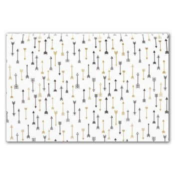 Follow Your Arrow Tissue Paper, 20 x 30