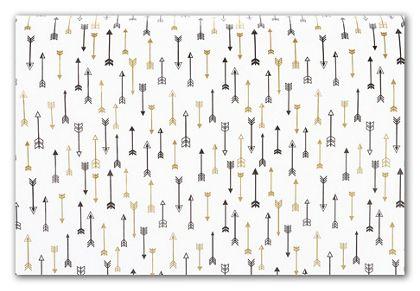 "Follow Your Arrow Tissue Paper, 20 x 30"""