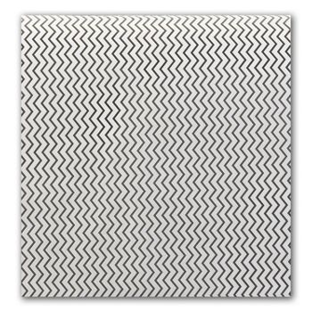 Chevron Black Tissue Paper, 20 x 30