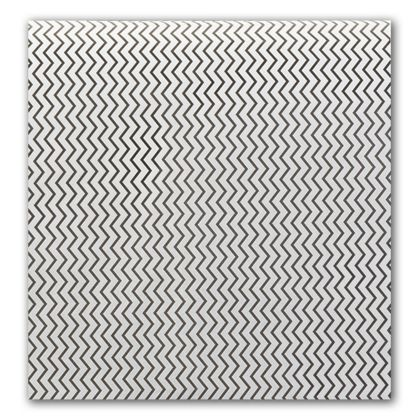 Chevron Black Tissue Paper, 20 x 30""