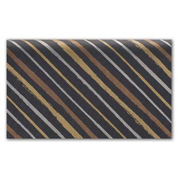 Brush Strokes Tissue Paper, 20 x 30
