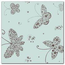 """Butterflies Tissue Paper, 20 x 30"""""""