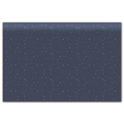 "Night Sky Tissue Paper, 20 x 30"""