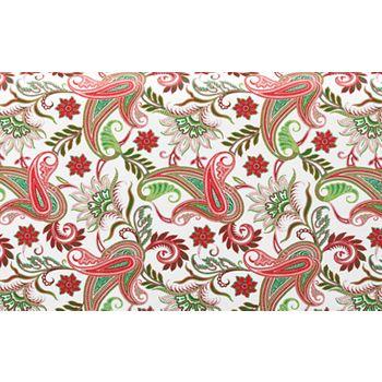 Christmas Print Tissue Paper, 20 x 30