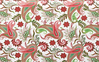 "Christmas Print Tissue Paper, 20 x 30"""