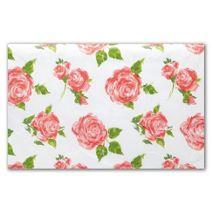 "Cottage Rose Tissue Paper, 20 x 30"""
