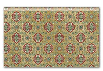 Christmas Tapestry Tissue Paper, 20 x 30