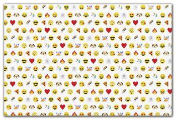 Emoji Tissue Paper, 20 x 30