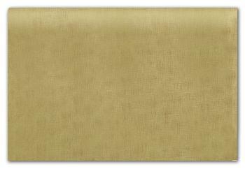 Embossed Gold Linen Tissue Paper, 20 x 30
