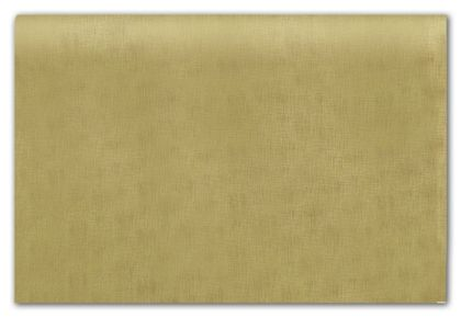 Embossed Gold Linen Tissue Paper, 20 x 30""